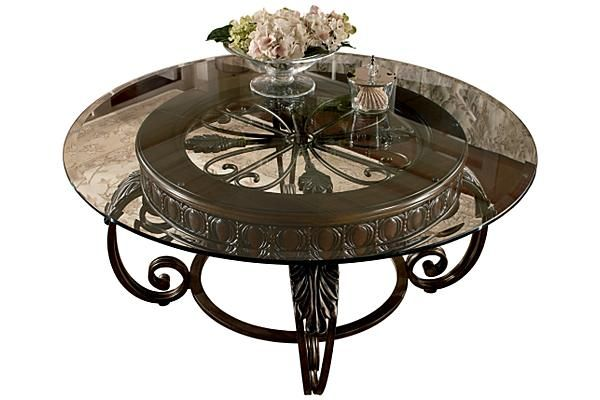 The Tullio Coffee Table From Ashley Furniture Homestore Afhs Com