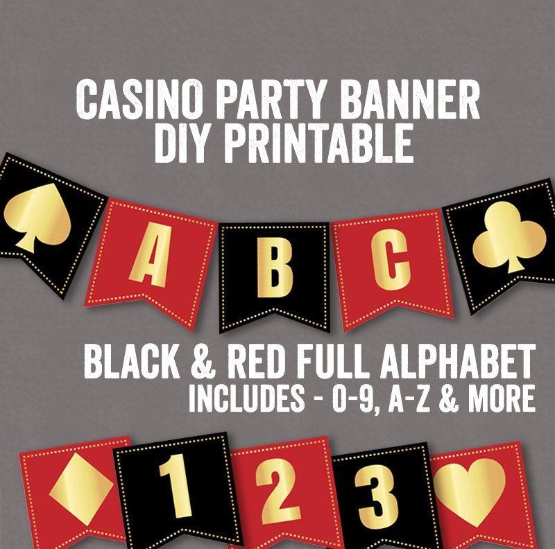card printable easel gambling games