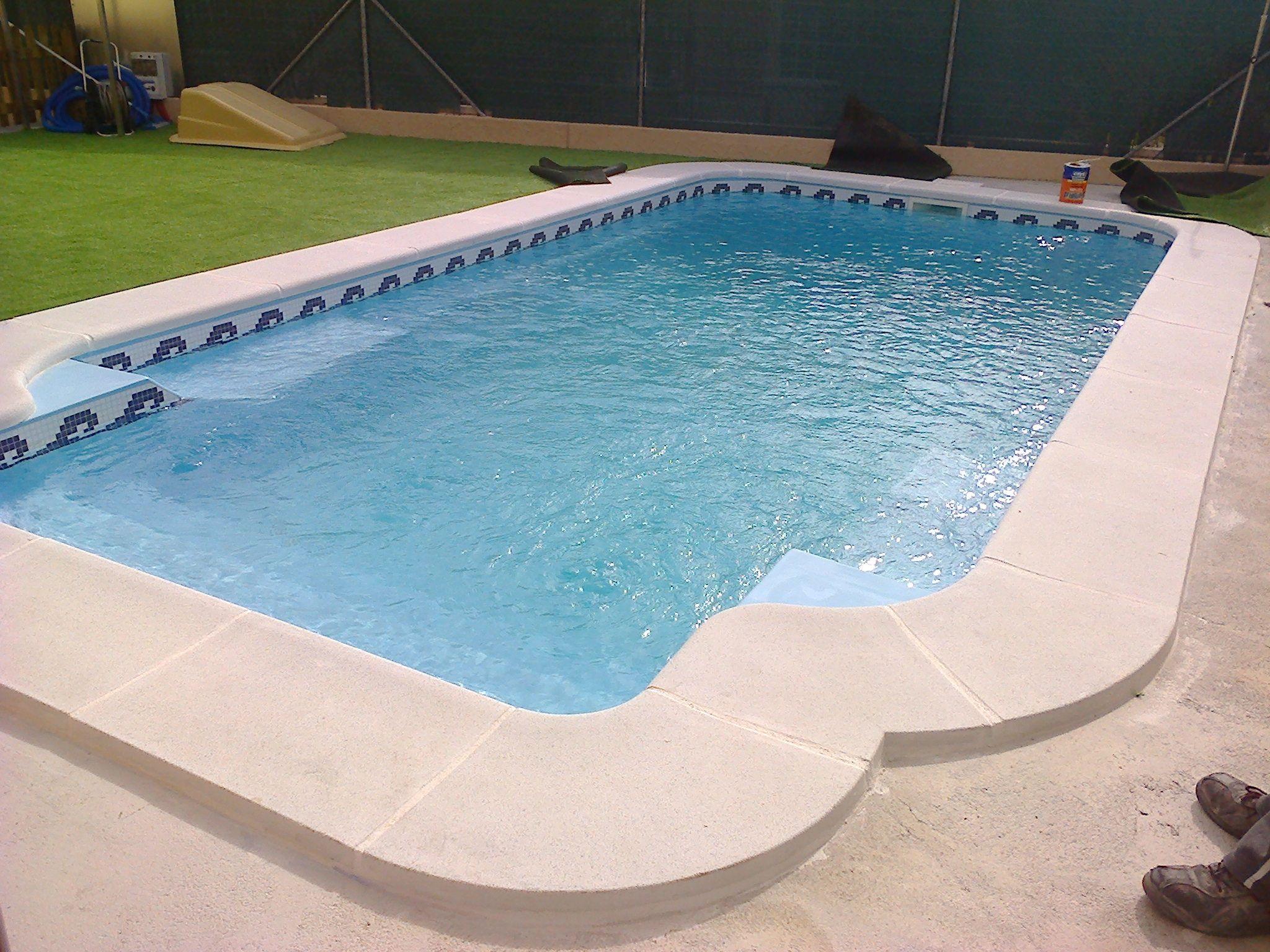 Piscinas anamer s l piscinas de poliester accesorios for Accesorios para piscinas