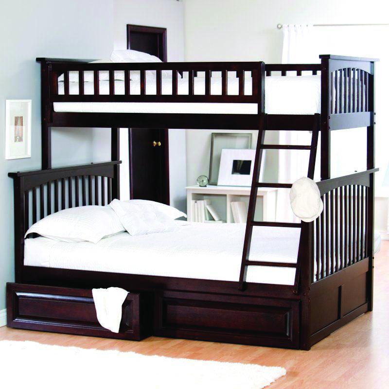 Ways To Decorate A Ikea Bunk Beds With Regular Mattress Only In Home Design Site Cama De Dos Pisos Literas Rusticas Literas Modernas