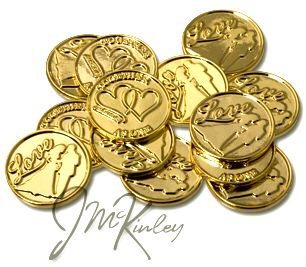 Wedding Unity Coins The Custom Of Originated In Spain