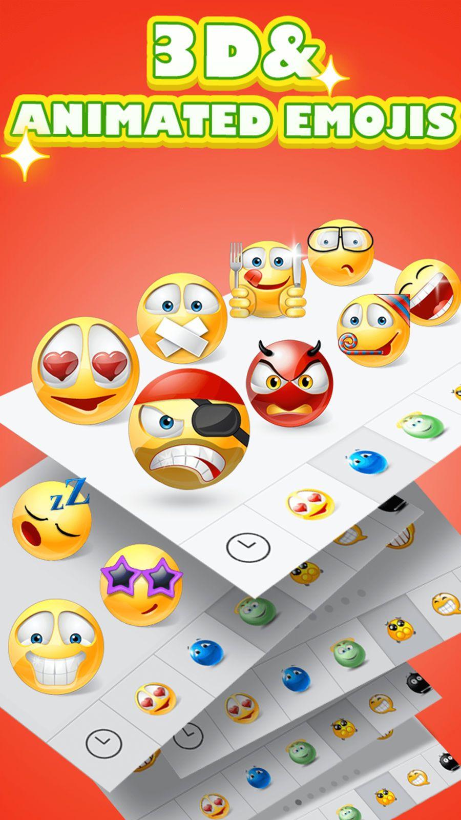 5000 Emoji NetworkingSocialappsios Animated emojis