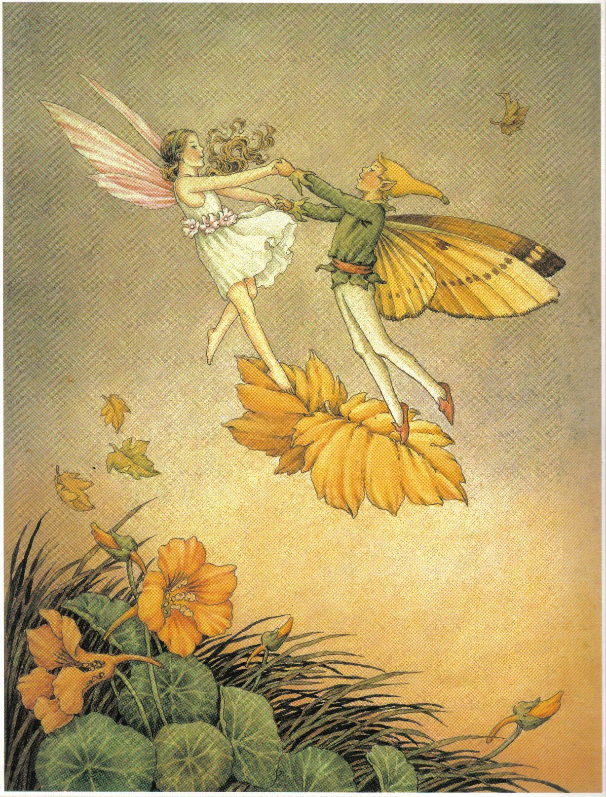 Fairies . Ida Rentoul Outhwaite Art