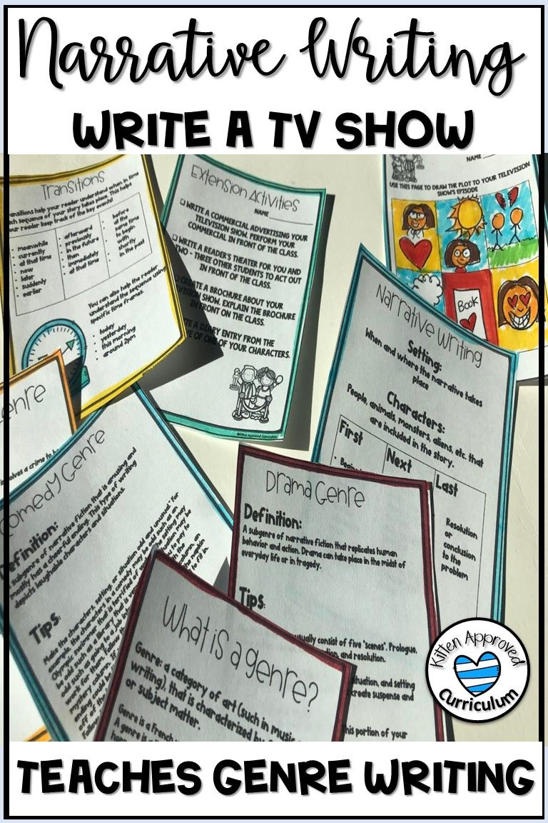 Fun Narrative Writing Prompts For Elementary Students Teach Genre Writing With These Genre Writ Writing Activities Narrative Writing Narrative Writing Prompts