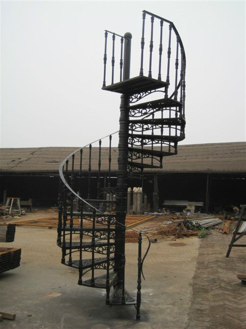 Best Excellent Outdoor Spiral Staircase With Amazing And High 400 x 300