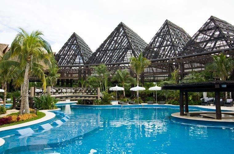 vidanta grand mayan 5 star golf spa resort cancun. Black Bedroom Furniture Sets. Home Design Ideas