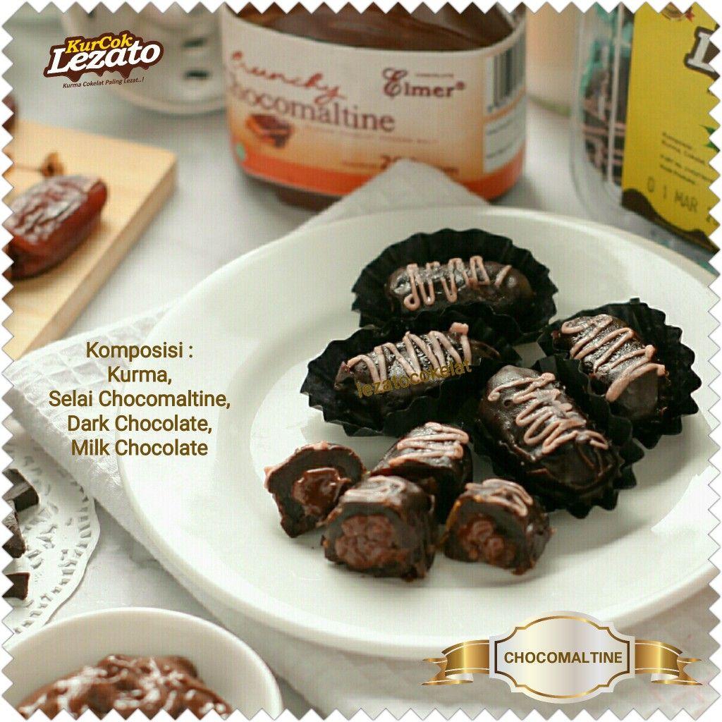 Kurcok Chocomaltine Di 2020 Coklat Komposisi Kurma