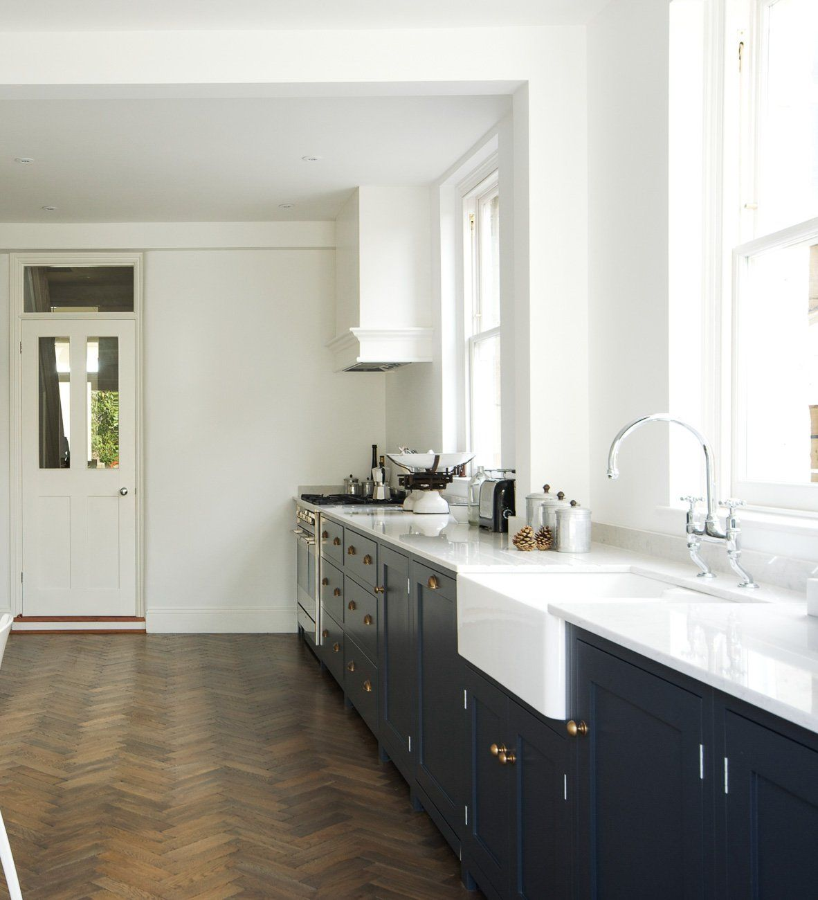 Black Shaker Kitchen Cabinets: Bath Shaker Kitchen