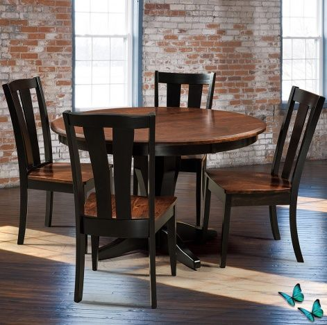 Vintage Amish Dining Room Set  Dining Room Sets Room Set And Captivating Handmade Dining Room Chairs Decorating Inspiration