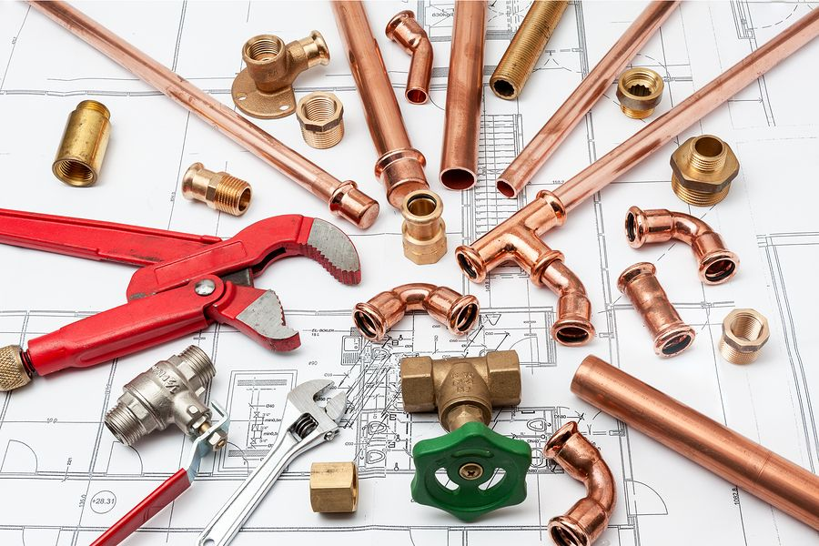 What Kind Of Pipes Do You Have In Your Family Home Heating And Plumbing Plumbing Emergency Plumbing Tools