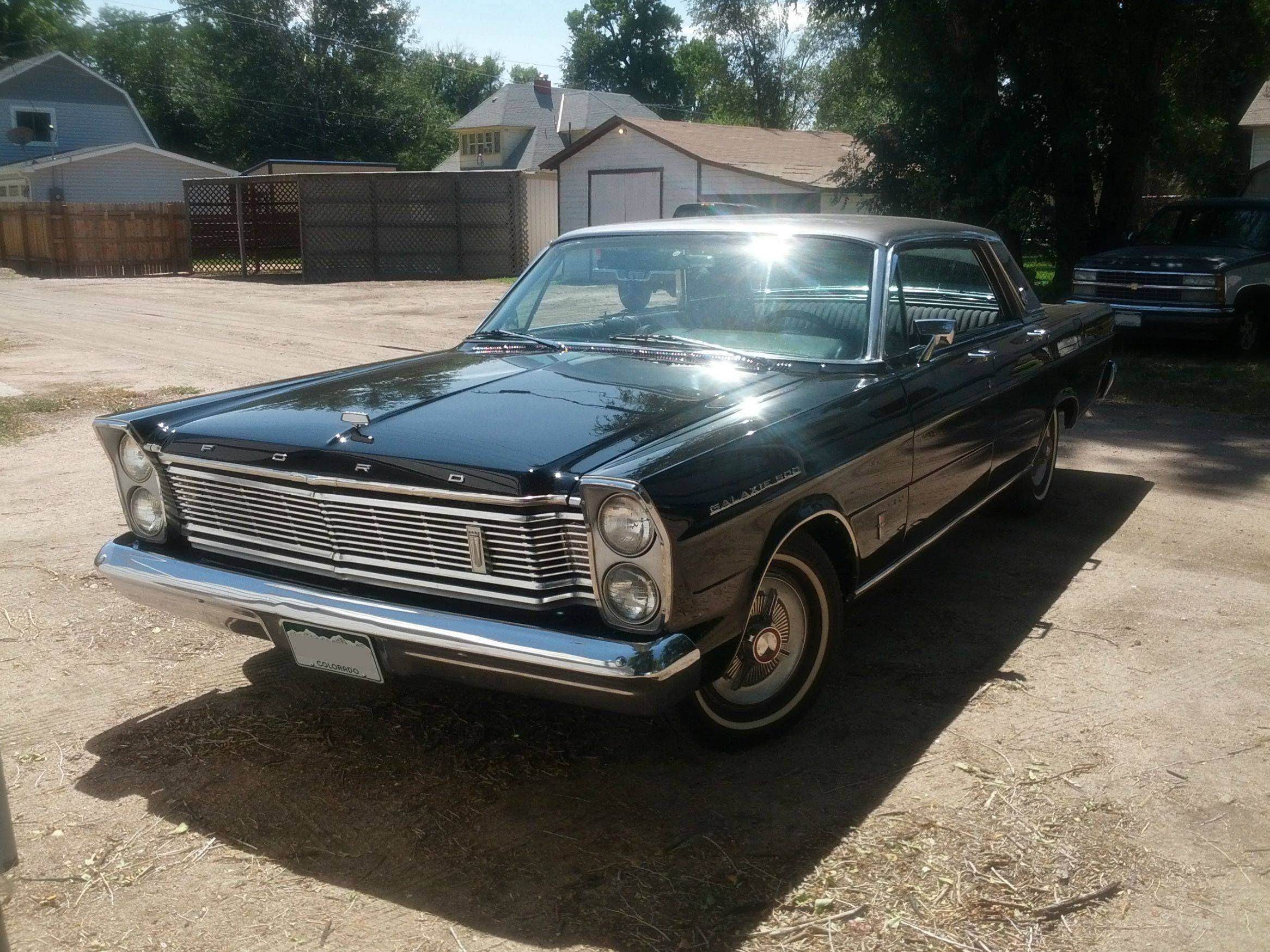 1965 Ford Galaxie 500 Ltd Ford Galaxie Ford Galaxie 500 Galaxie