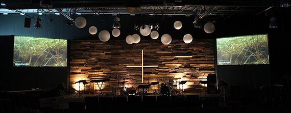 Woodstock Church Pcb