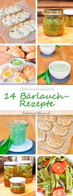 14 Bärlauch-Rezepte {bärlauchsaison} | lecker macht laune