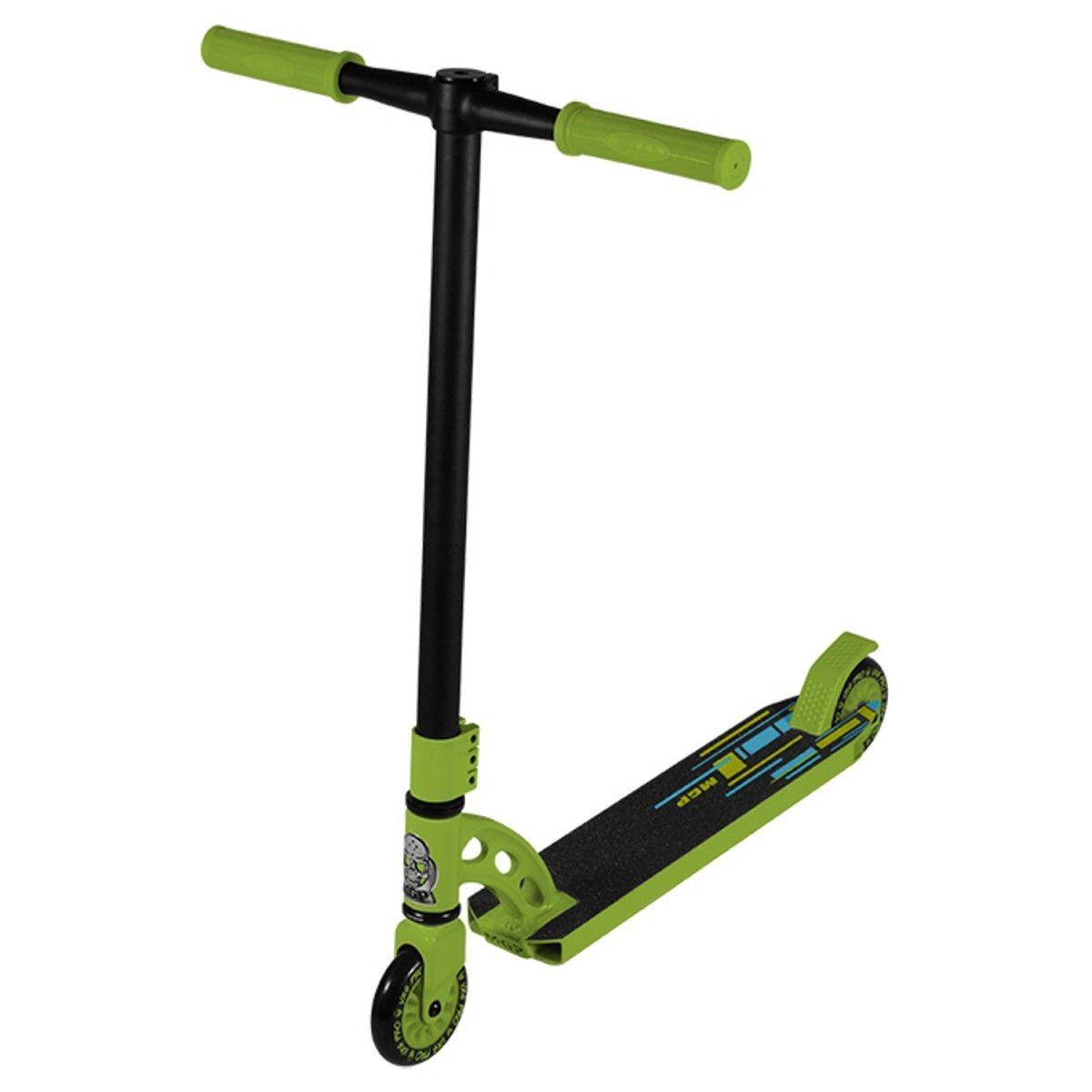 mgp scooter vx4 pro gr n stunt scooter kickboard tretroller cityroller ebay tretroller. Black Bedroom Furniture Sets. Home Design Ideas