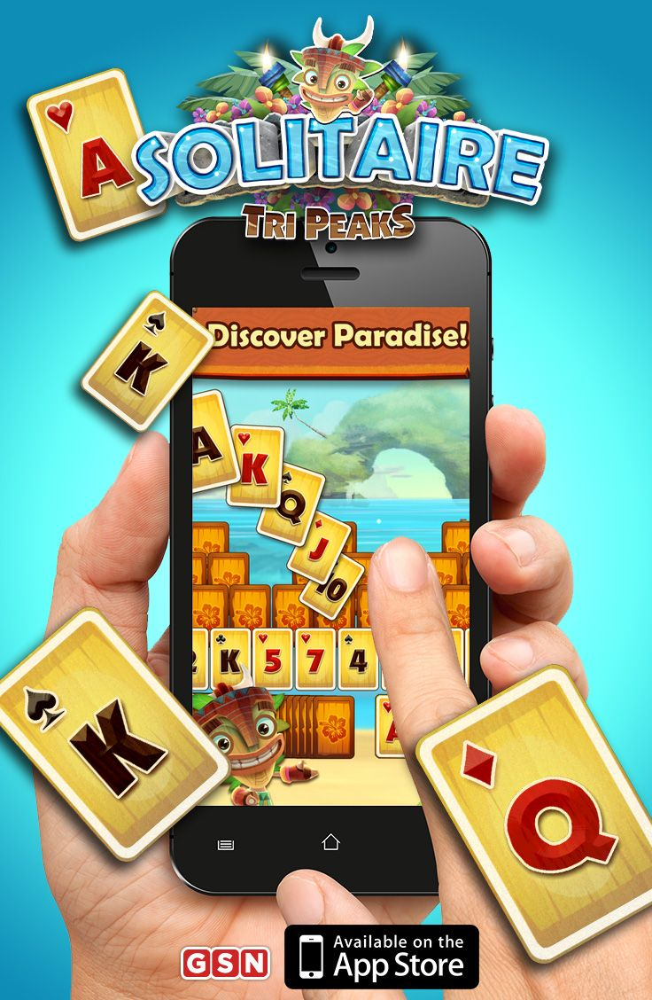 Solitaire Tripeaks – Card Game on the App Store