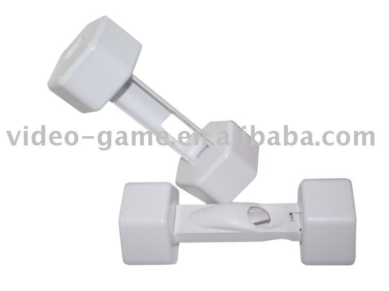 Dumbbell for wii fit wii fit workout accessories wii