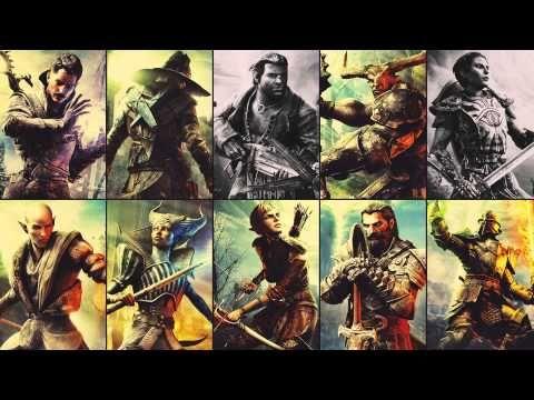Da Inquisition Party Banter Complete Dragon Age Inquisition The Iron Bull Dragon Age Games