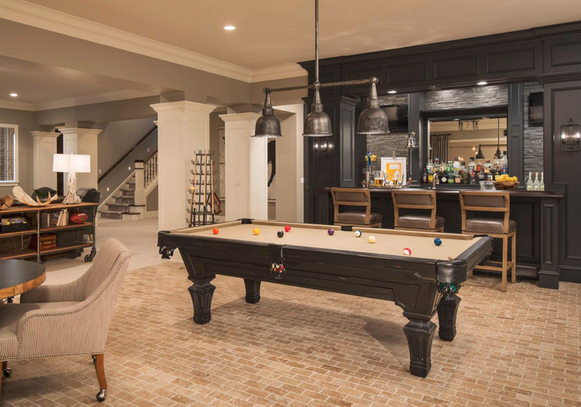 49 Cool Pool Table Lights to Illuminate Your Game Room in ...