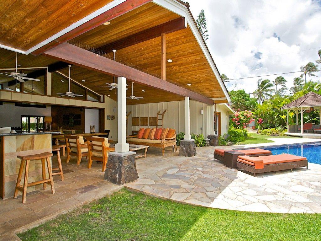 f495f9c6683a30 Kailua Vacation Rental - VRBO 469879 - 6 BR East Oahu House in HI ...