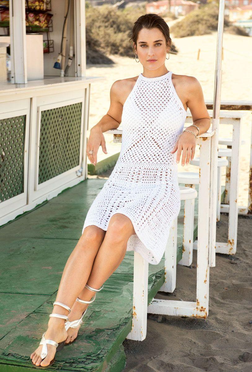 Lana Grossa STRAND/PARTYKLEID 365 Cotone | Crochet