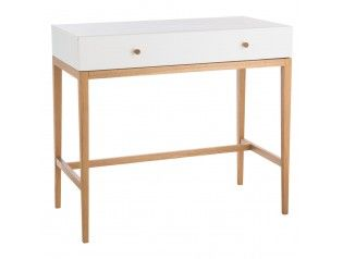 TATSUMA ASH White dressing table