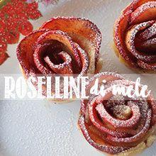 ricetta dolci facili roselline rose di mele chiara passion ME creativeinside