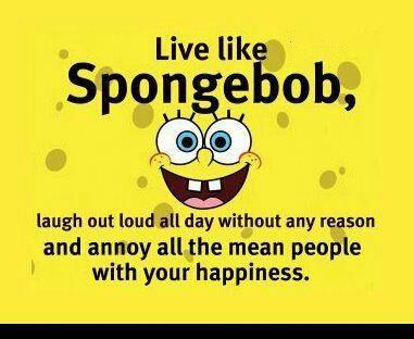 Yeah! This is my philosophy. Hahahahaha!