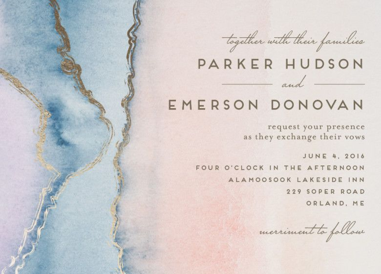 30 New Invitation Designs from Minted That You Will Love - invitation designs