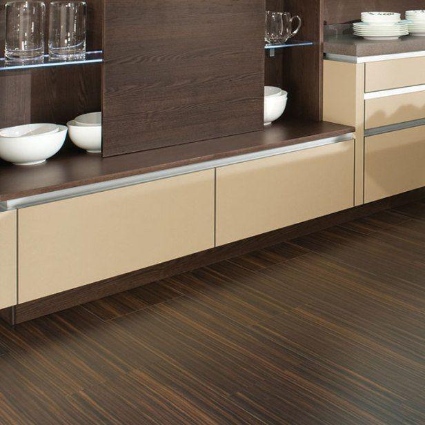 Best Way To Clean Kitchen Floor: Has Been Here For Decades, The Vinyl Flooring Is