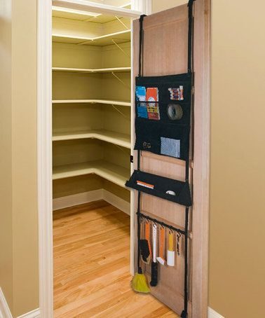 This Six Compartment Over The Door Organizer Is Perfect! #zulilyfinds