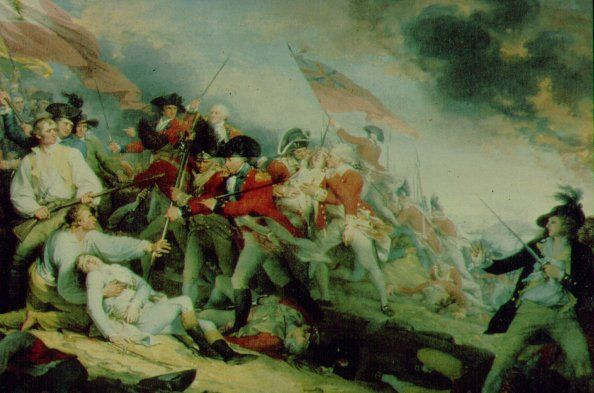 What Is A Personal Narrative Essay Battle Of Bunker Hill Essay Historical Flags Of Our Ancestors  Photo  Gallery Argumentative Essay On Fast Food also Why Is College Important Essay Battle Of Bunker Hill By John Trumbull His Painting Depicts The  Cubism Essay
