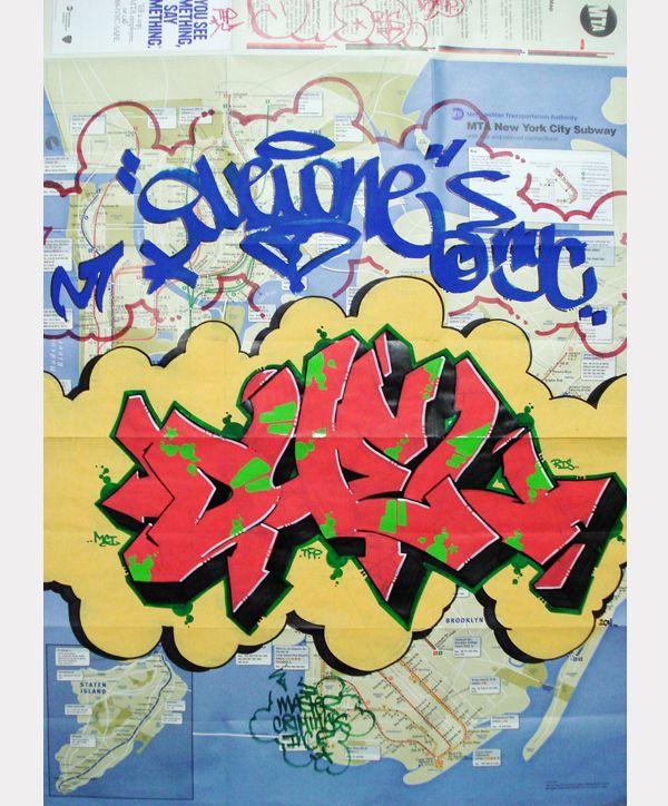 Nyc Subway Map 2011.Graffiti Subway Map Duel Nyc Subway Map Wildstyle Original