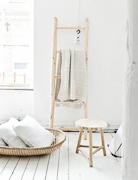badmöbel rustikal holz rattan badezimmer einrichten landhausstil - einrichten im landhausstil ideen modern interieur