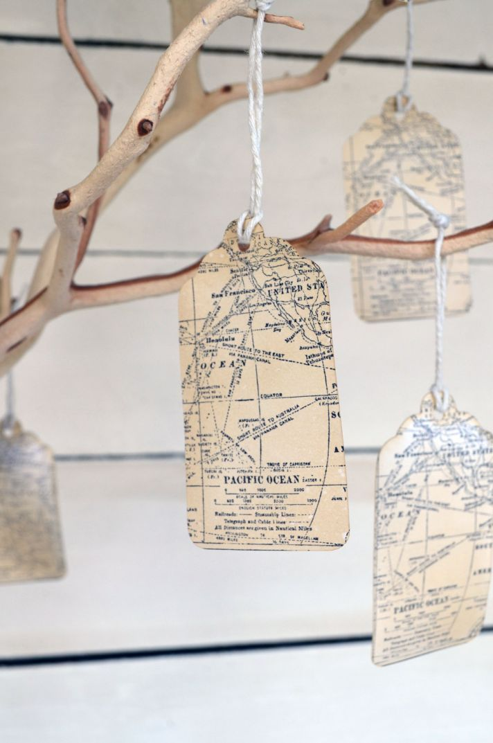 Handmade Wedding Cards Etsy Stationery Travel Theme And Reception Card Tags