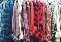 Flannel Shirts <3