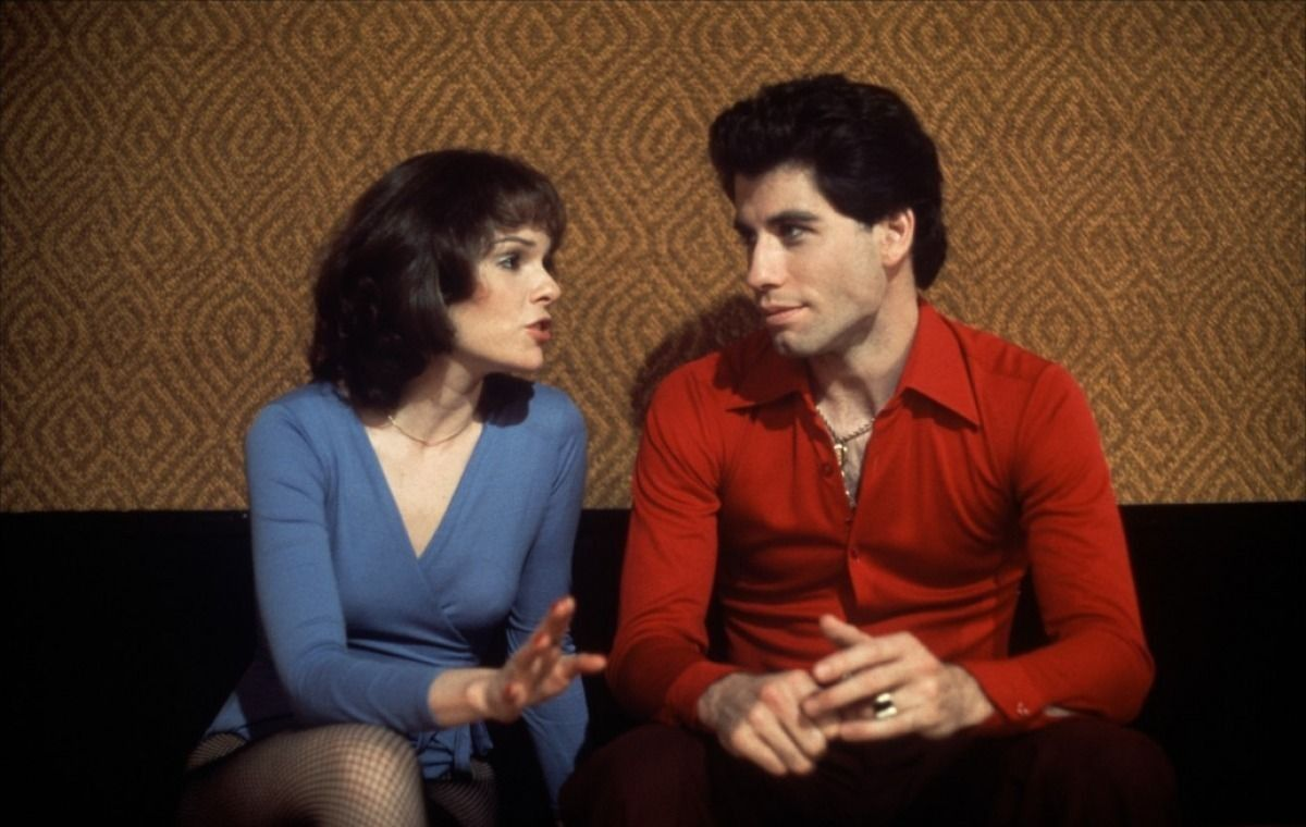 Pin By Jackie Jax On John Travolta Saturday Night Fever Karen Lynn Gorney Night Fever