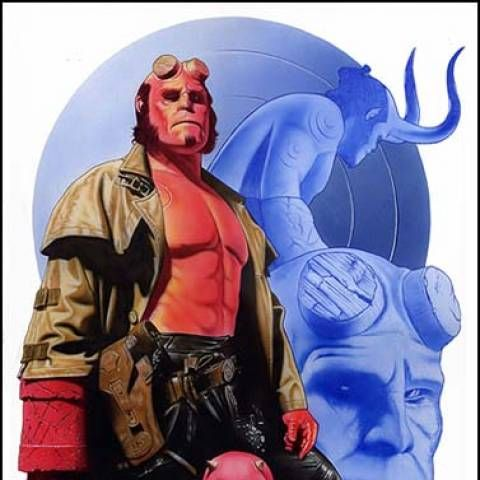 Hellboy screenshots, images and pictures - Comic Vine
