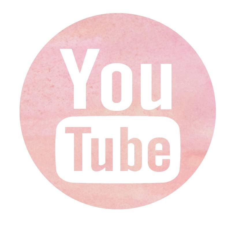 Subscribe Logo Youtube Pink Pink Youtube Logo In 2020 Youtube Logo Snapchat Logo Cute App