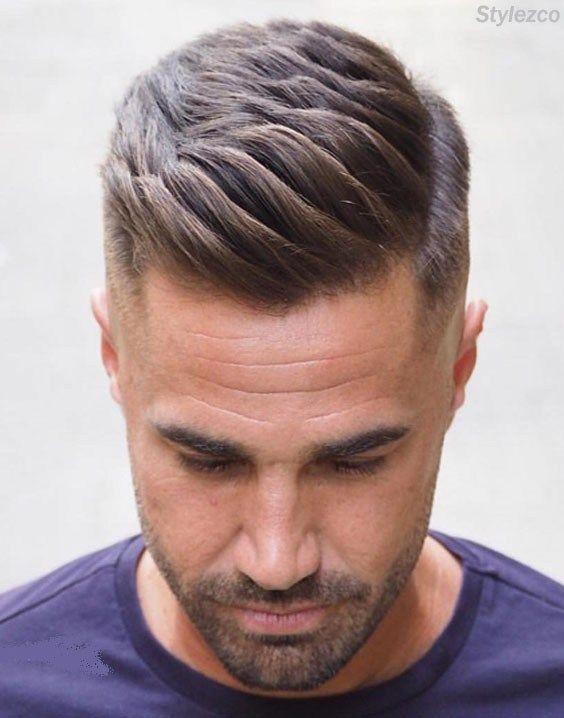 Photo of Nye ideer for hårklipp og frisyrer for menn for 2018
