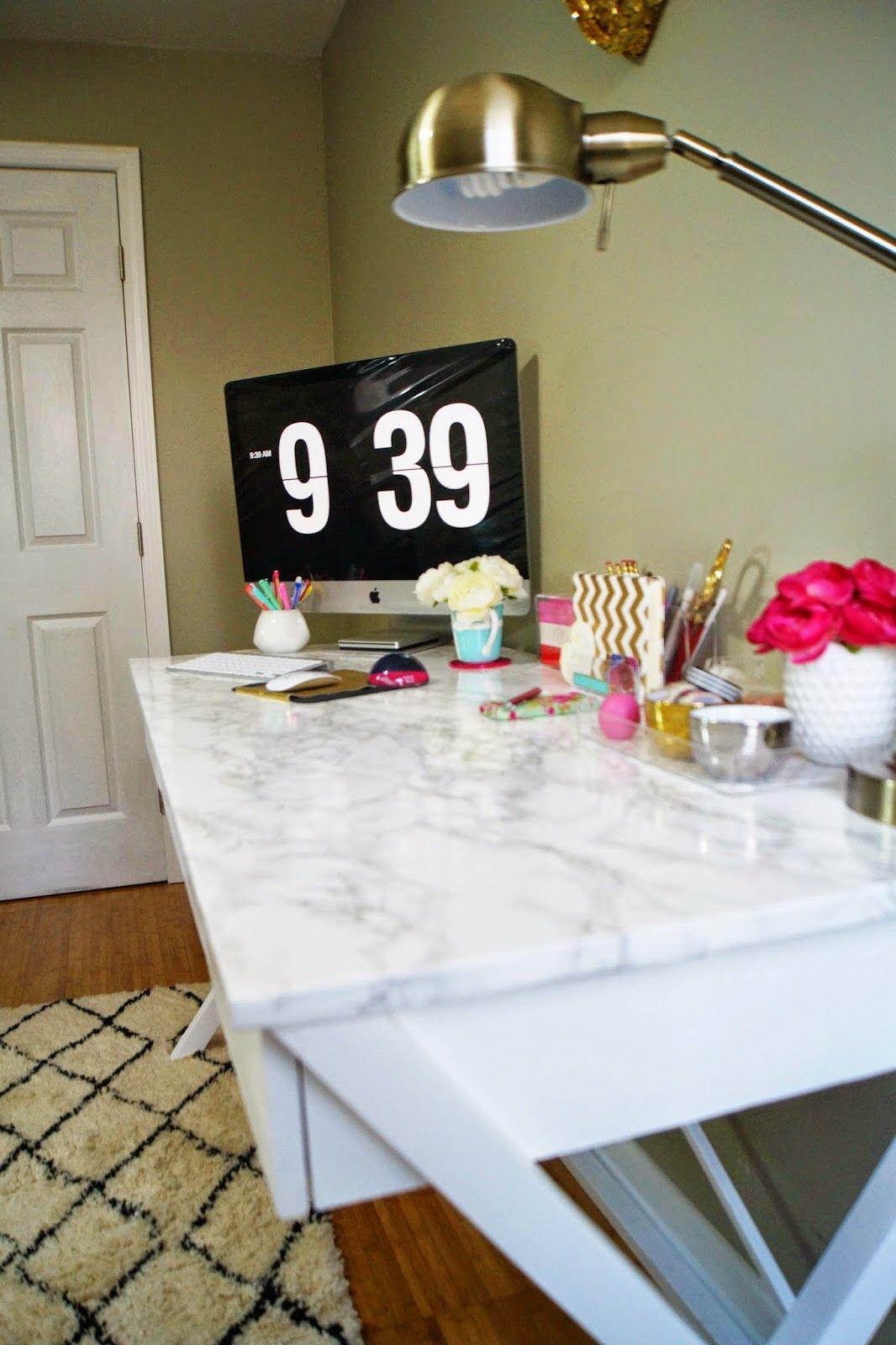 Faux Marble Desk Marble Desk Faux Marble Buy Office Furniture