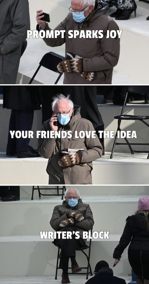 Pin By Sam On Lil Bernie Man Magic In 2021 Friends In Love Bernie Man Sparks Joy
