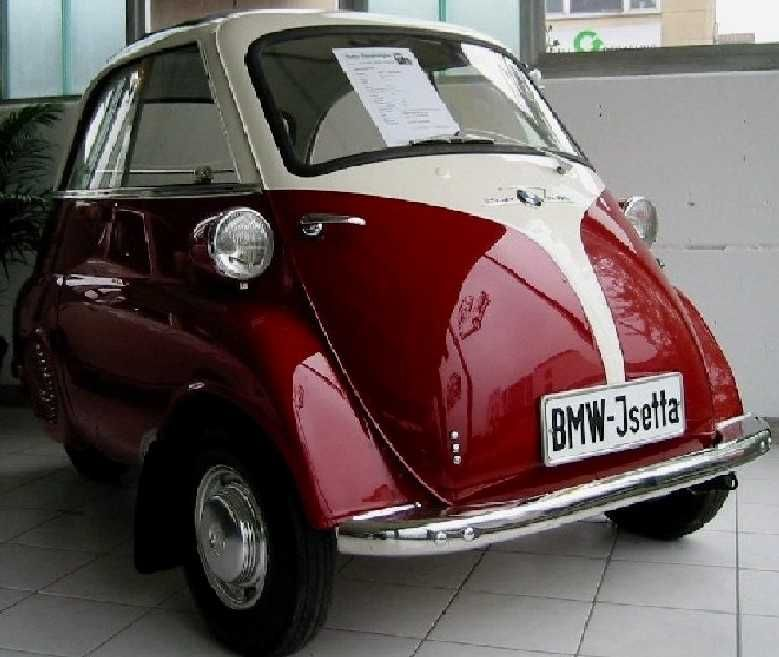 BMW Isetta 1960 | Cars ... Nice, Or Just Wow )) | Pinterest | BMW ...