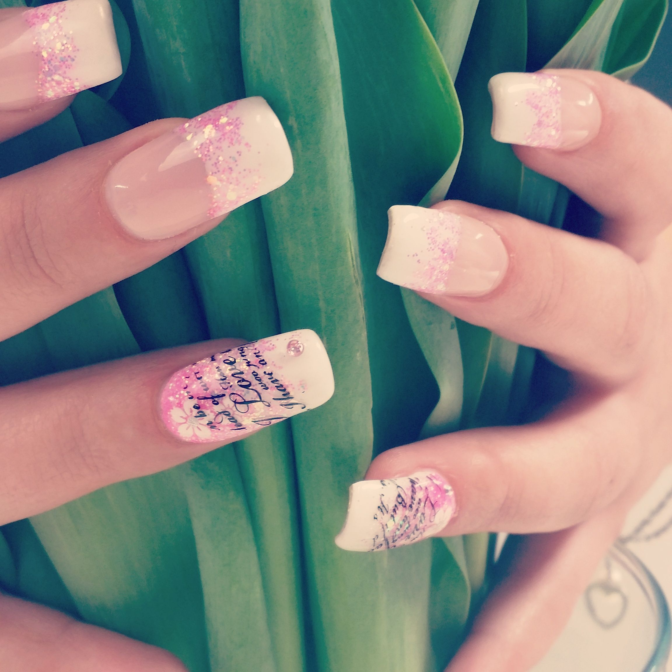 Messenägel #jolifin #beauty #beautyinternational #naildesign #nails ...