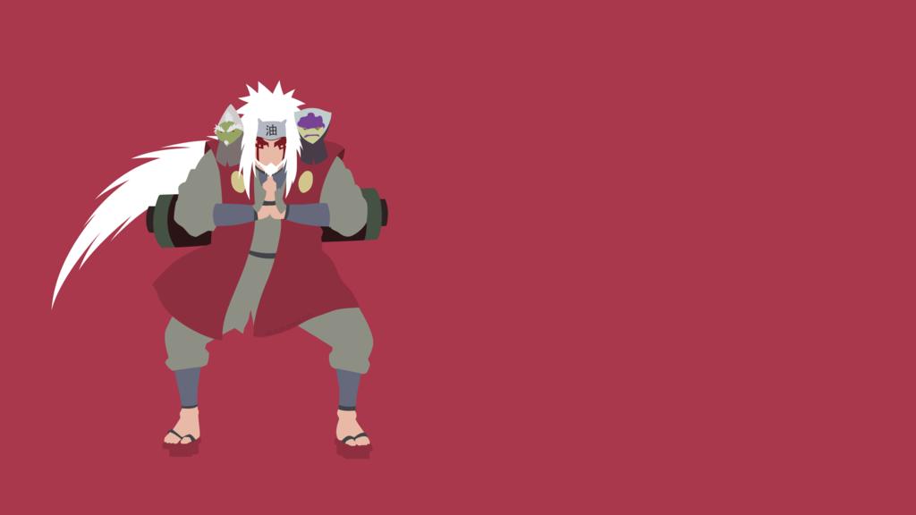 Jiraiya (Naruto) by ncoll36 on DeviantArt