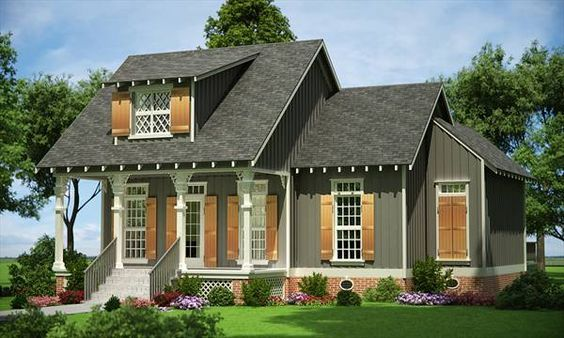Rutherford House 908 3162 3 Bedrooms And 2 5 Baths The House Designers Cottage Style House Plans Cottage Style Homes House Plans