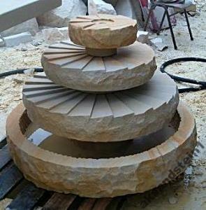 Fontanna Kola Mlynskie Z Piaskowca 5579007630 Oficjalne Archiwum Allegro Outdoor Decor Decor Stepping Stones
