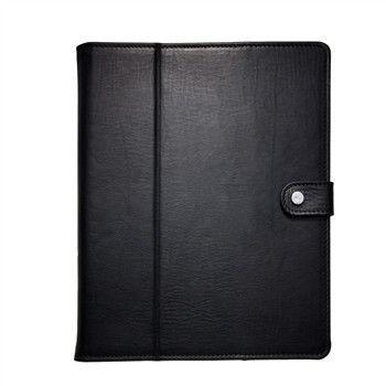 Cute leather iPad case <3