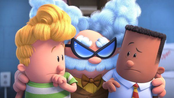 Watch Siêu Nhân Quần Sịp - Captain Underpants: The First Epic Movie Full Movie on #epicmovie