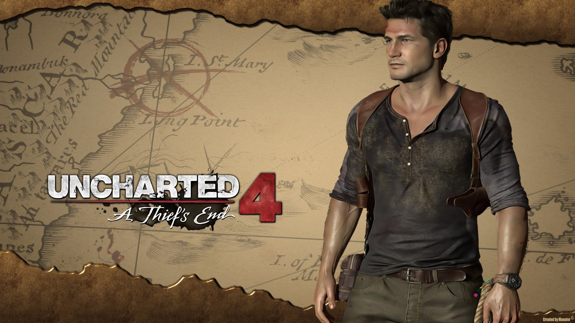 Uncharted : A Thiefs End Limited Edition PS Bundle Announced 1024×1448 Uncharted 4 A Thief's End ...