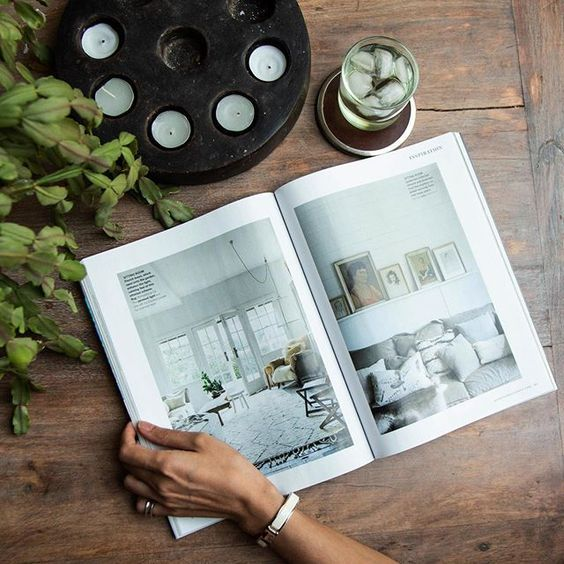 Interiors magazines are where we go for inspiration for our homes. We just can't get enough of them.  See what interior stylist gets from them on this blog post on InsideStylists.com     #interiorstylists #interiorstyling #interiors #insidestylists.com  #freelance  #freelancestylist #editorial #tstyling #homestyling #interior4all #interiordetail #interiorstylists #interiorstyling #interiors #insidestylists.com  #magazine #magazinestylist #freelancestylist  #feature   #interiormagazine  #candel